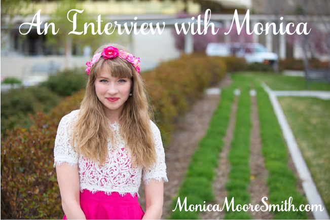 An Interview with Monica