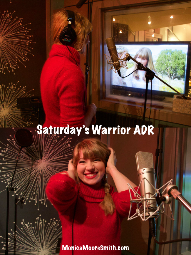 Saturday's Warrior Studio ADR