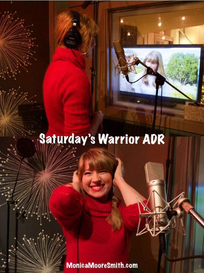 Saturday's Warrior Studio ADR