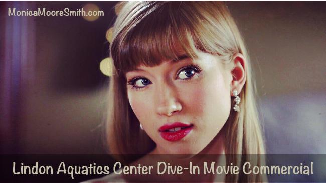 Lindon Aquatics Dive-In Movie Closeup