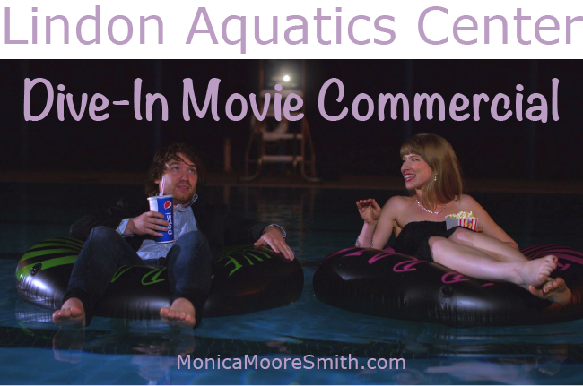 Lindon Dive-In Movie Couple