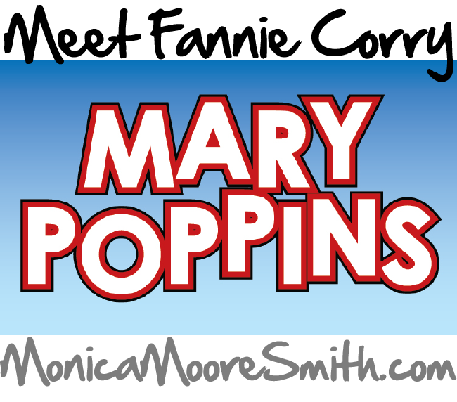 Meet Fannie in Mary Poppins