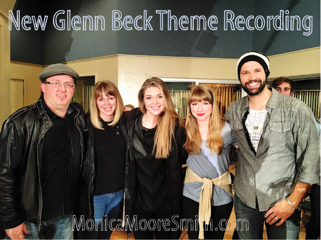 Glenn Beck Theme Recording