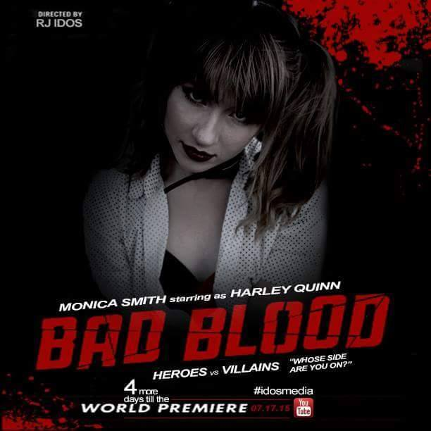 Harley Quinn - Bad Blood