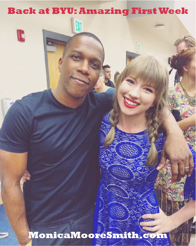 Leslie Odom, Jr. from Hamilton