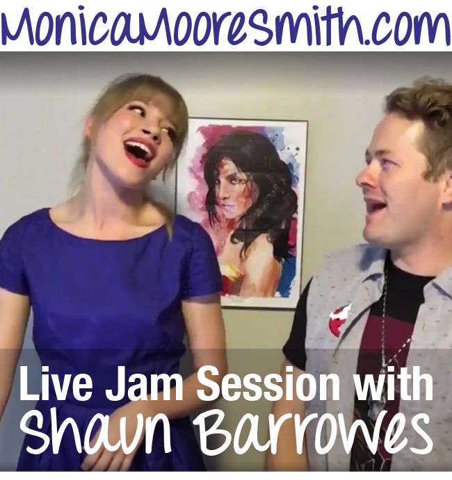 Live Jam Session with Shaun Barrowes