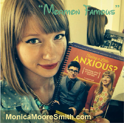Mormon Famous - Monica Moore Smith