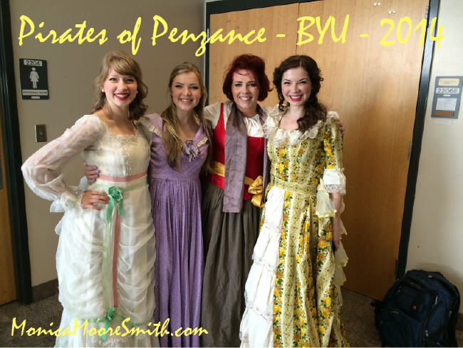Pirates of Penzance - BYU - 2014