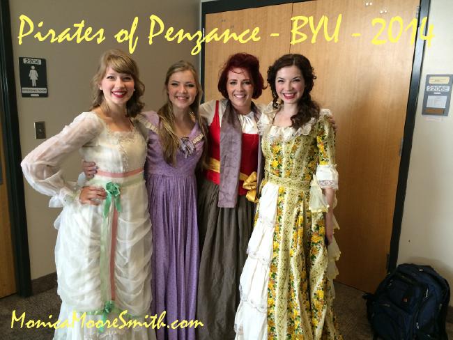 Pirates of Penzance - BYU - 2014