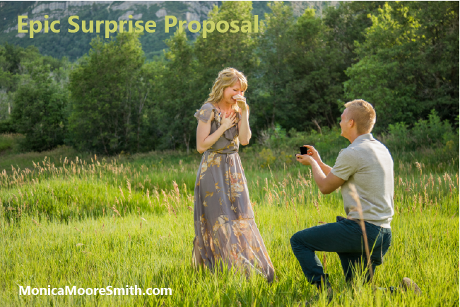 Proposal - Kneeling Down