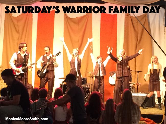 Saturdays Warrior Flinders County Fair