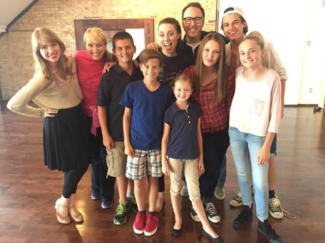 Saturday's Warrior Flinders Family