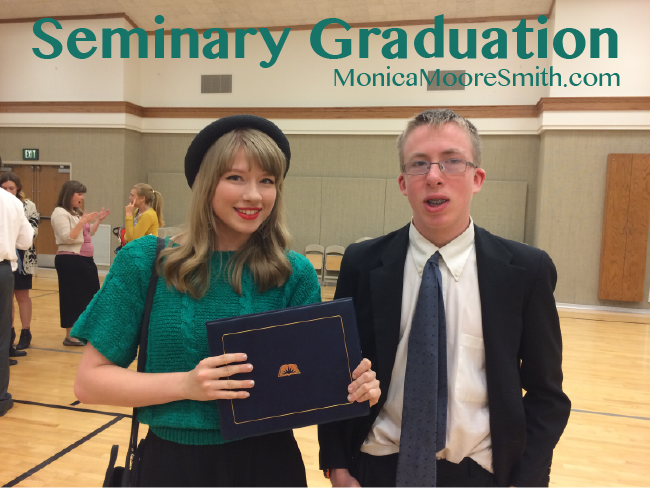 LDS Seminary Graduation
