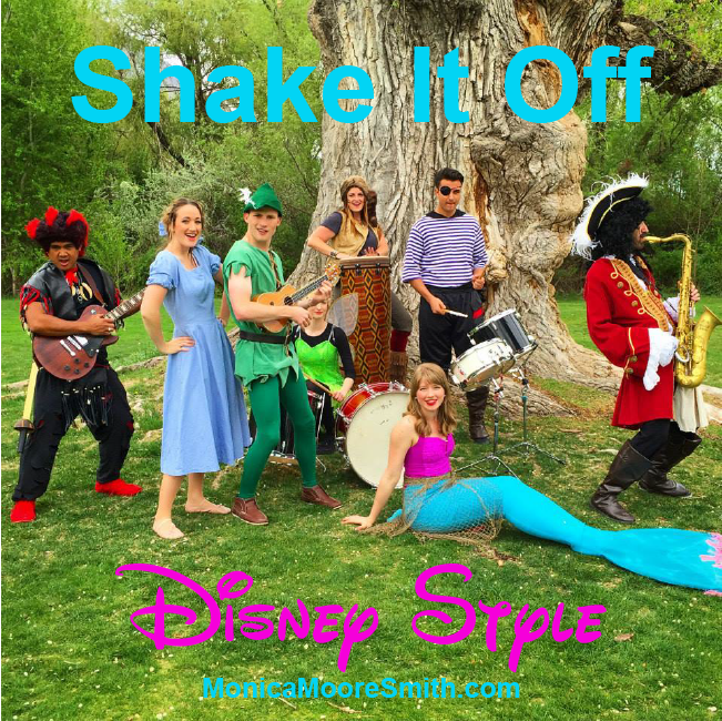 Shake It Off Disney Style